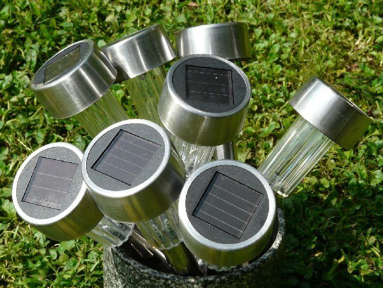Solar Light Maintenance