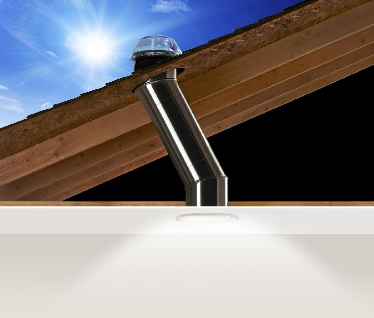 Solar Tube Installation