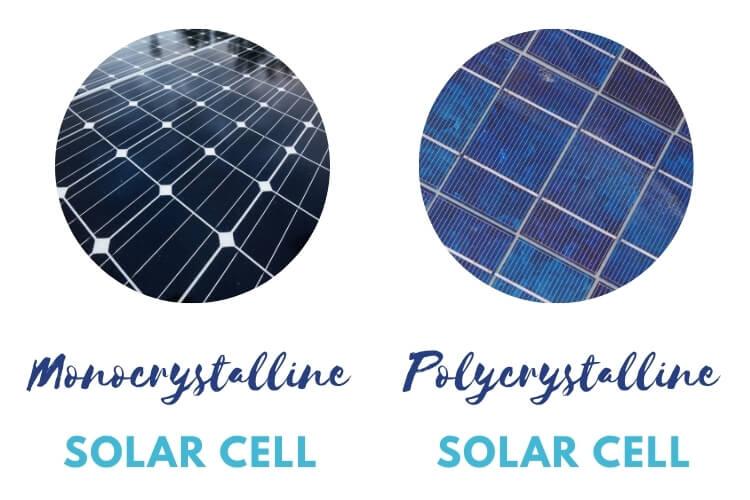 Monocrystalline vs. Polycrystalline Solar Cells